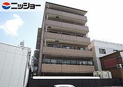 クレセール新栄[6階]の外観