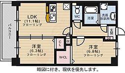 西新駅 11.8万円