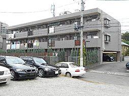 神奈川県横浜市都筑区長坂の賃貸マンションの外観