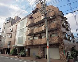 大阪府大阪市東成区玉津2丁目の賃貸マンションの外観