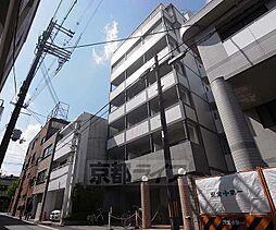 京都府京都市中京区梅之木町の賃貸マンションの外観