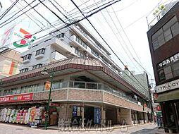 平和ビル松が枝マンション[8階]の外観