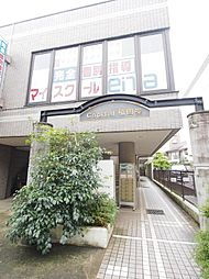 キャピタル稲田堤[203号室]の外観