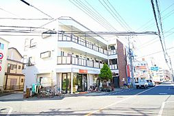 菅原橋スカイマンション[303号室]の外観