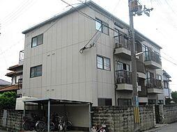 南武庫之荘佐野マンション[301号室]の外観