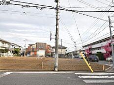 3号地付近 現地写真 西東京市向台町5丁目