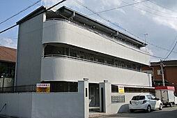 兵庫県神崎郡福崎町福田の賃貸マンションの外観