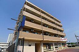千葉県鎌ケ谷市新鎌ケ谷2丁目の賃貸マンションの外観