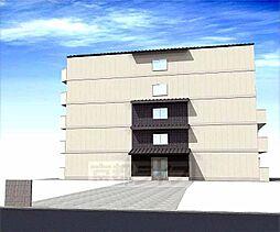 京都府京都市上京区元百万遍町の賃貸マンションの外観