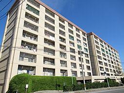 上所マンションB棟[4階]の外観