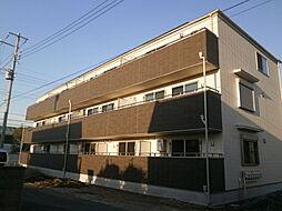 ペアシティセカンド[1階]の外観