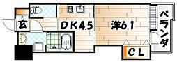 プレステージ・デル・エアプレイン[5階]の間取り