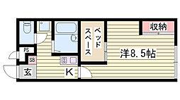 相生駅 3.7万円