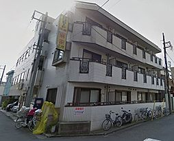 神奈川県川崎市川崎区日ノ出1丁目の賃貸マンションの外観