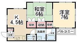 山本駅 6.4万円