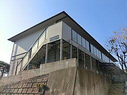 パナハイツ三山 A棟[202号室]の外観