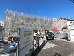 JR総武本線 四街道駅 バス9分 山王公民館下車 徒歩9分の賃貸アパート