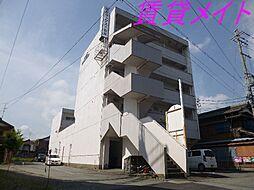 ミタックスマンション[3階]の外観