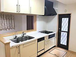 食洗器完備収納豊富で使いやすいキッチン