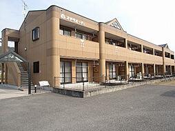 鹿児島県霧島市隼人町内山田3丁目の賃貸アパートの外観