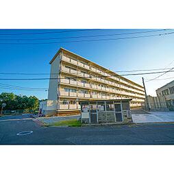 岡山県岡山市東区河本町の賃貸マンションの外観