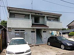 コーポ上野[102号室]の外観