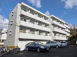 玉川学園ガーデンハウスA棟[3階]の外観