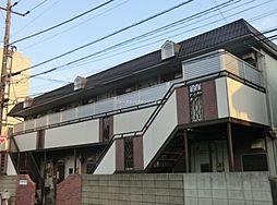 東京都武蔵野市吉祥寺南町3丁目の賃貸アパートの外観