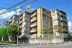 千里ニチゴマンション[4階]の外観