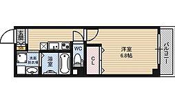 IF柴島[1階]の間取り
