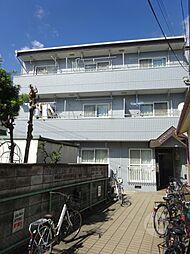 トレビアン花田[2階]の外観