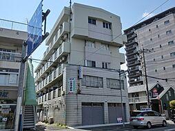 東京都町田市原町田2の賃貸マンションの外観