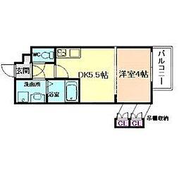 今宮戎駅 7.1万円