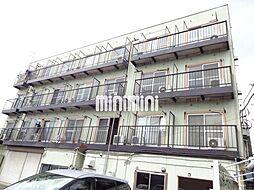 第三五十嵐マンション[3階]の外観