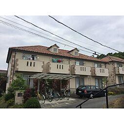 愛知県日進市藤塚5丁目の賃貸アパートの外観