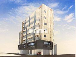 仮称)ソフト99コーポレーション名古屋支店円上町プロジェクト[5階]の外観
