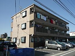 愛知県岩倉市稲荷町樋先の賃貸マンションの外観