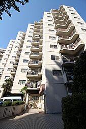 東十条マンション[8階]の外観