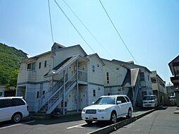 1257タウン稲荷田1[2階]の外観
