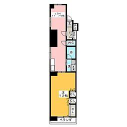 右近第1ビル[3階]の間取り