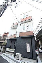 東京都葛飾区金町3の賃貸アパートの外観