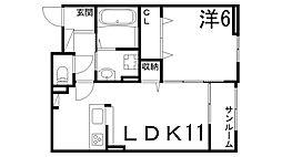 網干駅 5.3万円