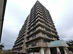 千葉県佐倉市臼井の賃貸マンションの外観