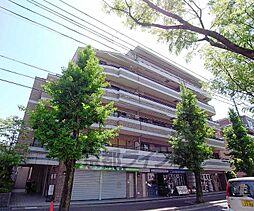 京都府京都市左京区一乗寺谷田町の賃貸マンションの外観