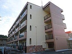 兵庫県姫路市青山西3丁目の賃貸マンションの外観
