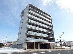 長野県長野市大字鶴賀七瀬の賃貸マンションの外観