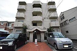 七反田ハイツ[4階]の外観