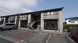 三洋タウン本城 B棟[101号室]の外観