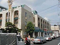 パウワウハウス[2階]の外観