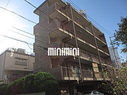マンション藤[3階]の外観